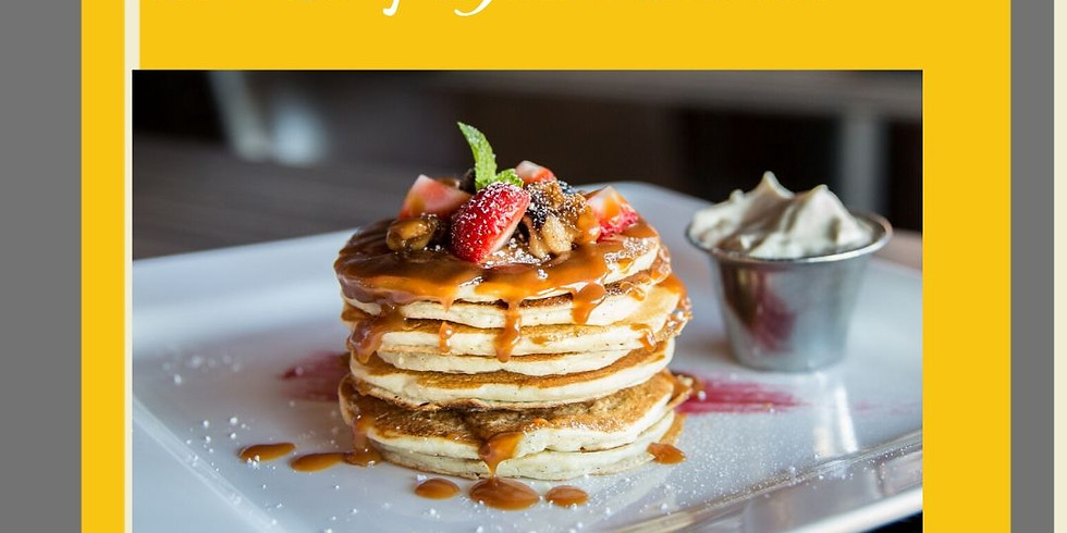 Fancy Pancakes & Mocktails with Chef Lynn Michelle