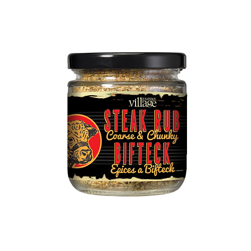 Steak Rub Seasoning in a Jar