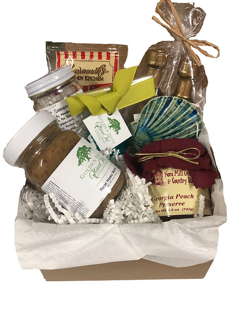 A Taste of the Golden Isles Gift Box