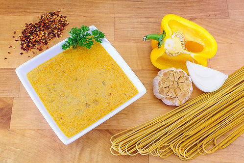 Paparedelle's Coconut Curry Sauce