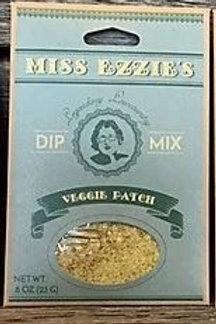 Miss Ezzie's Dip Mix - Veggie Patch