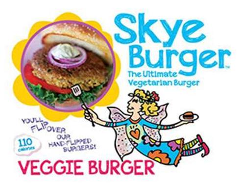 Skye Burger--The Ultimate Veggie Burger