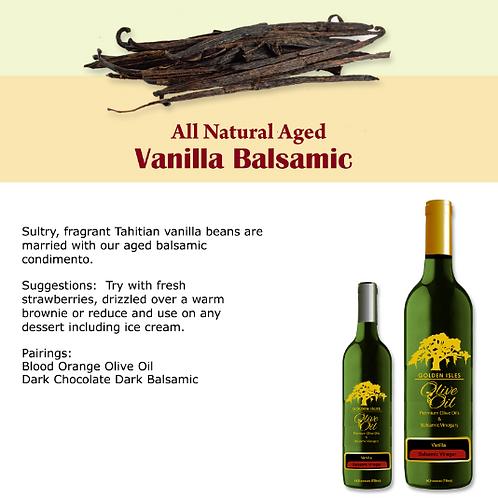 Vanilla Balsamic