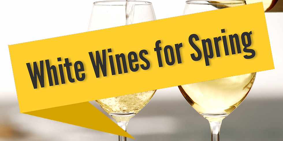 Spring White Wines with Sommelier Ruth Ryberg