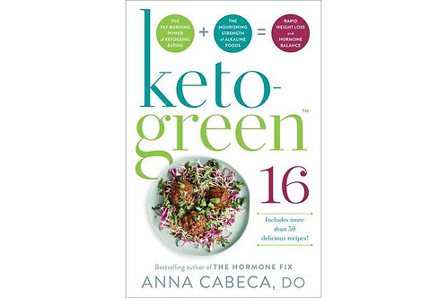 Keto-Green 16 by Anna Cabeca, DO