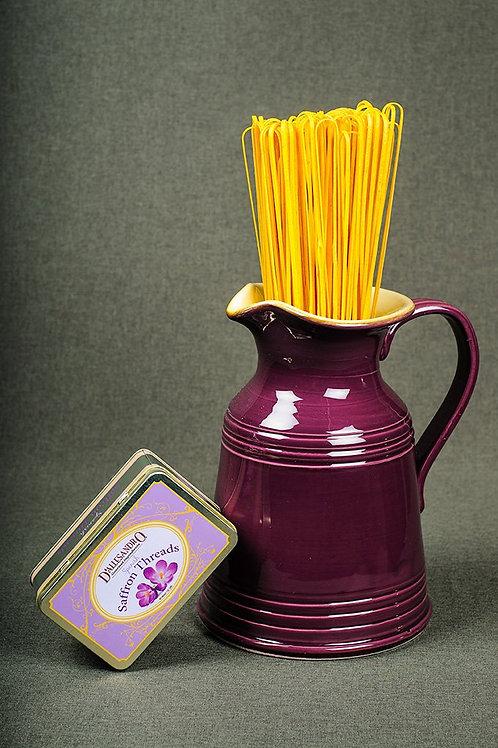 Papparedelle's Spanish Saffron Trenette