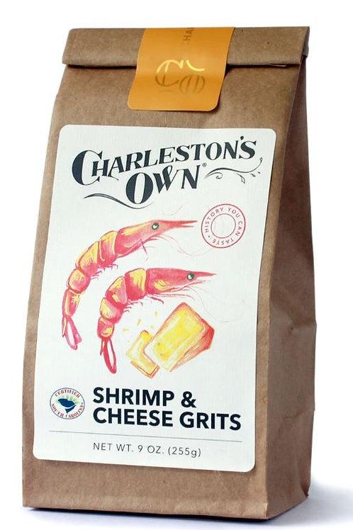 Charleston's Own Shrimp & Grits