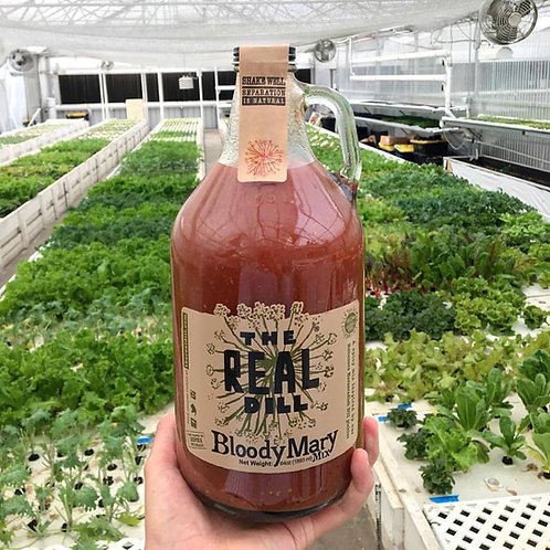 The Real Dill Bloody Mary Mix 64oz.