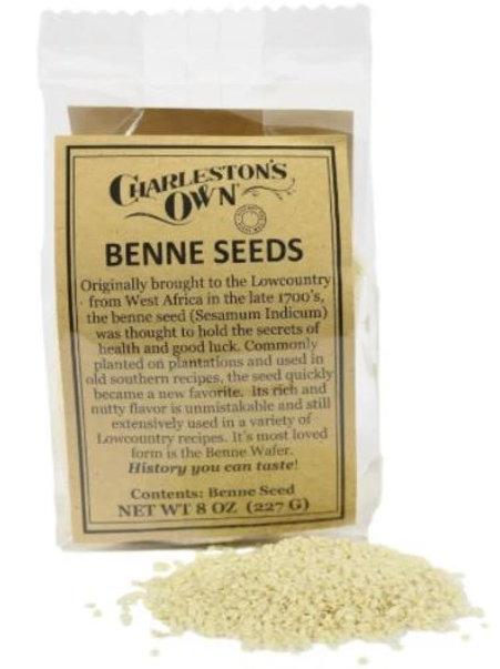 Charleston's Own Benne Seeds