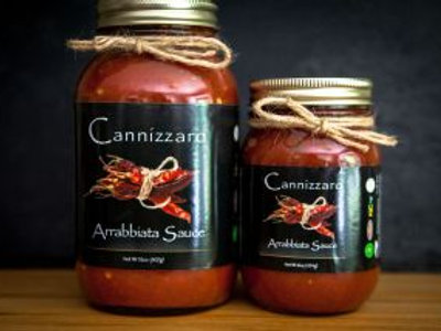 Cannizzaro Spicy Arrabbiata Sauce