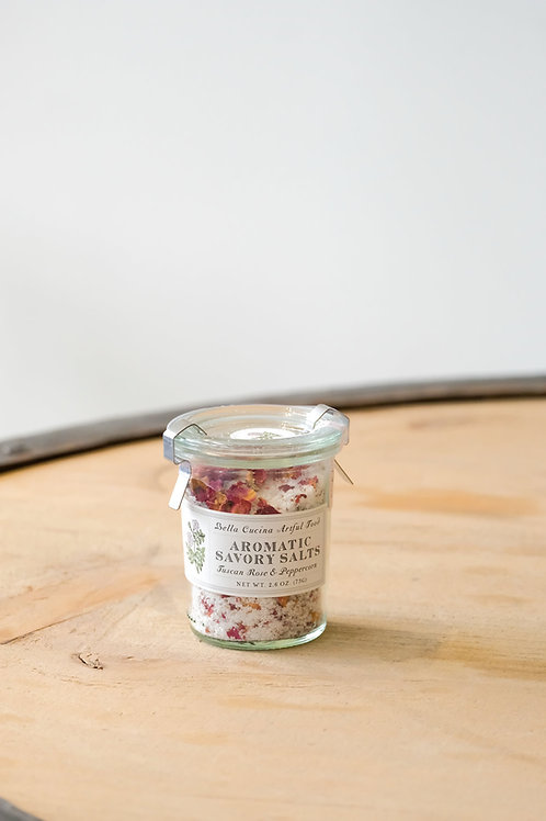 Wild Oregano & Sage Savory Salt