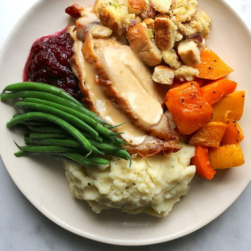 Thanksgiving Pick Up Dinner