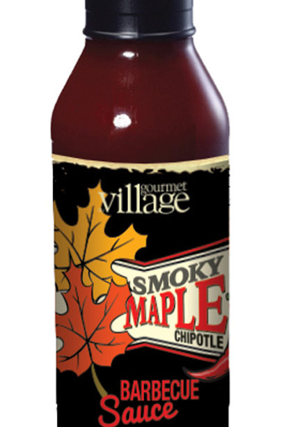 Smoky Maple Chipotle Barbecue Sauce