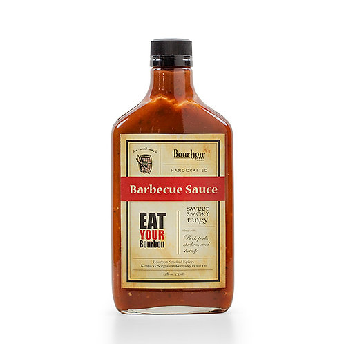 Bourbon Barrel Handcrafted Barbecue Sauce