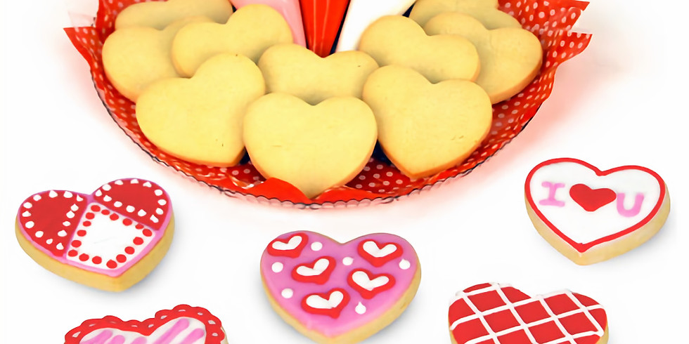 Valentine's Cooking Decorating