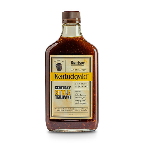 Kentuckyaki--Kentucky Style Teriyaki