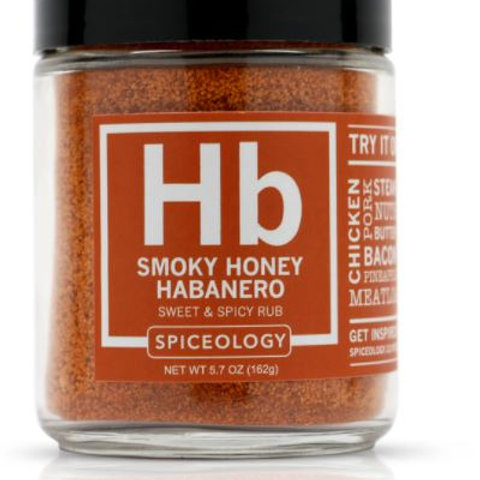 Smoky Honey Habanero Spice