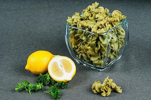 Papparedelle's Gluten-Free Lemon Parsley Large Trumpet