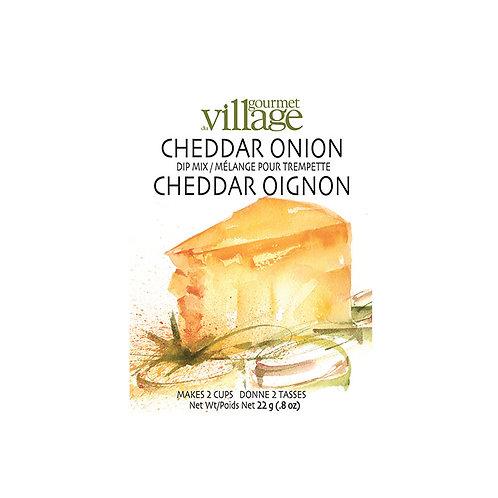 Cheddar Onion Dip Mix