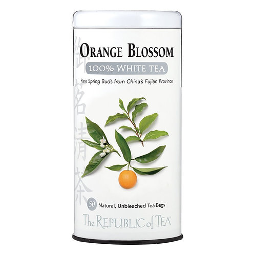 Orange Blossom White Tea