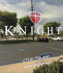 Knight Sign