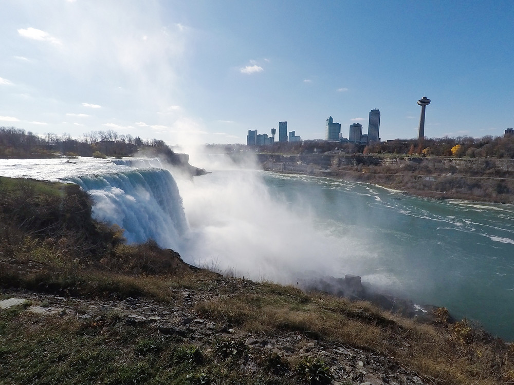 American Falls in Niagara Falls, New York