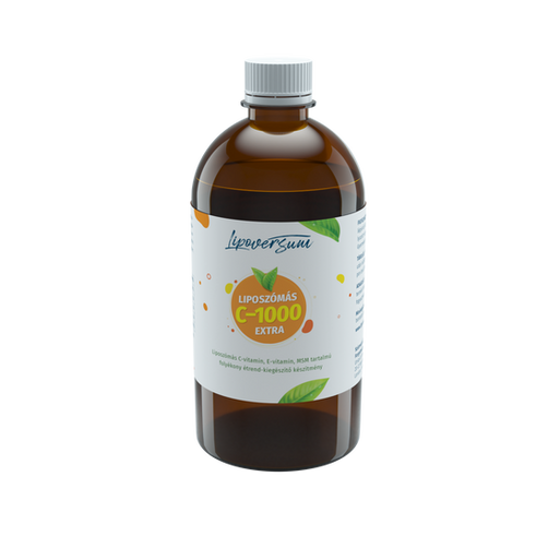 Liposzómás C-Vitamin 1000mg-os