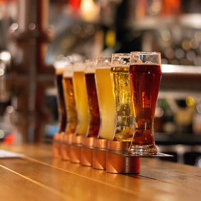 Beer Tasting - May