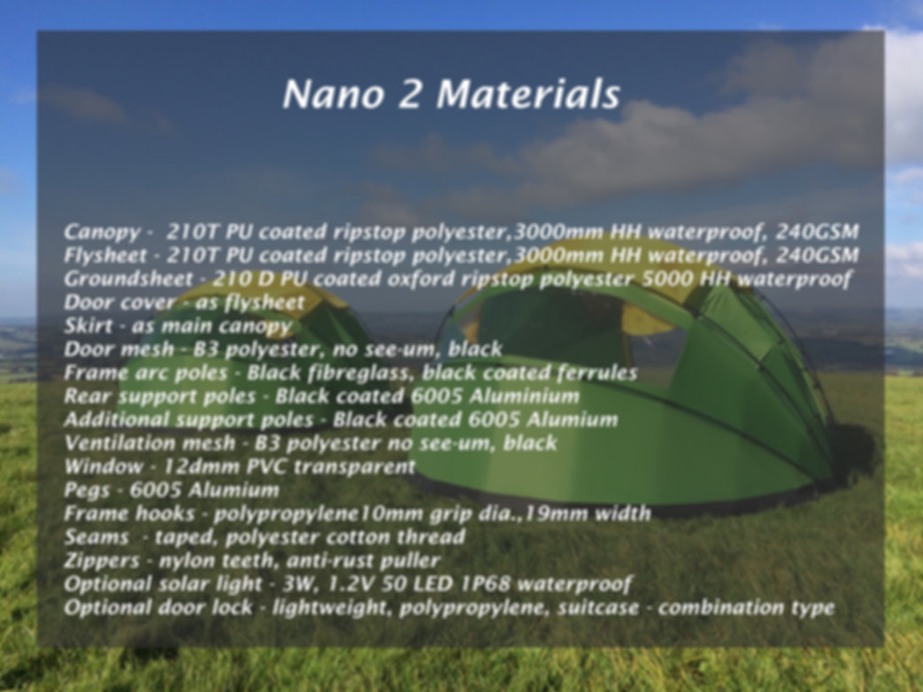Nano Mollusc specifications