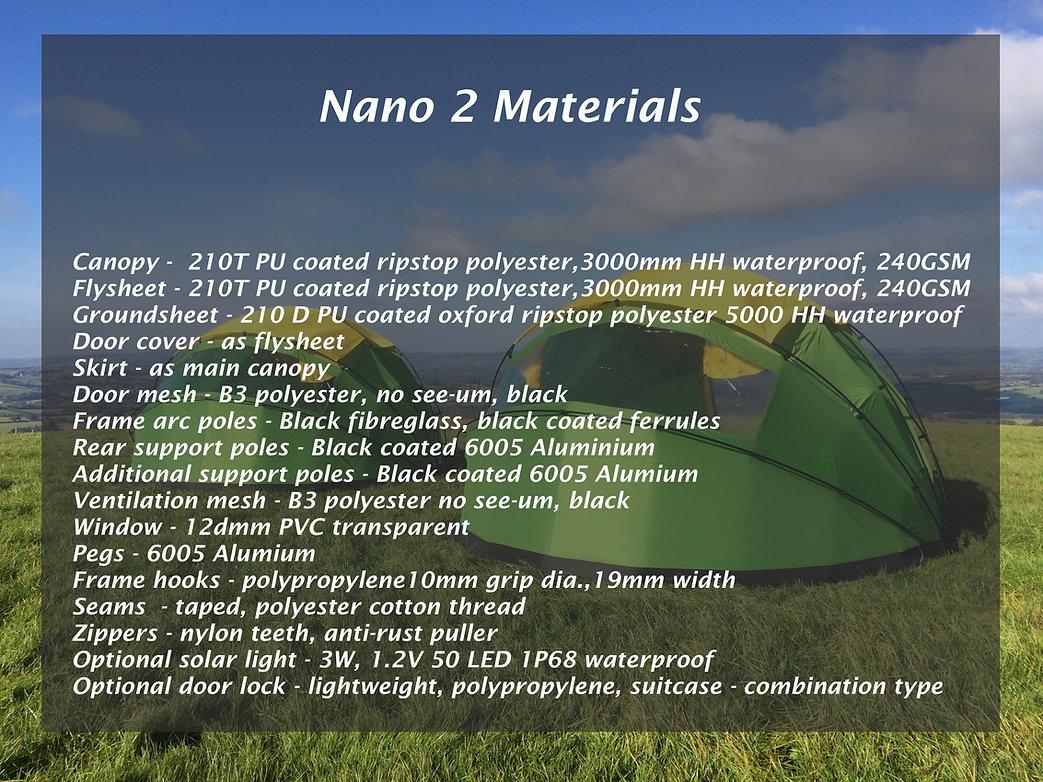 Nano Mollusc specifications