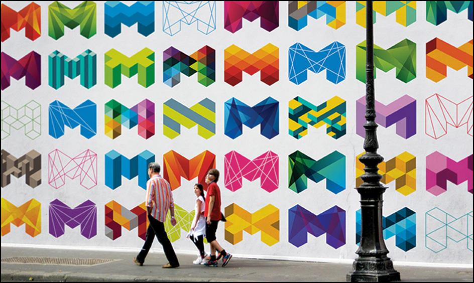 City brand of Melbourne