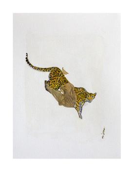Leopard leaf 2