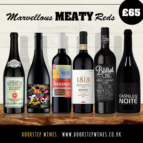 Marvellous Meaty Reds