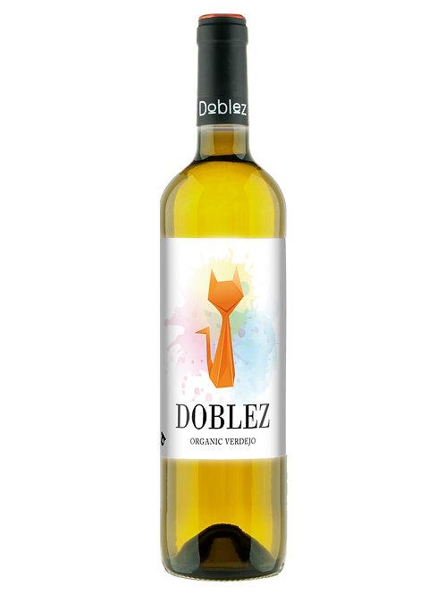 Doblez, ORGANIC Verdejo. Spain