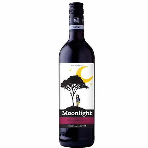 Moonlights, ORGANIC Shiraz-Merlot. South Africa