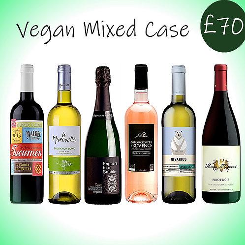 Vegan Mixed Case