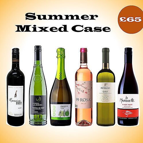 Summer Mixed Case