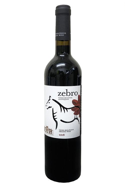 Zebro, ORGANIC Red Blend.  Portugal