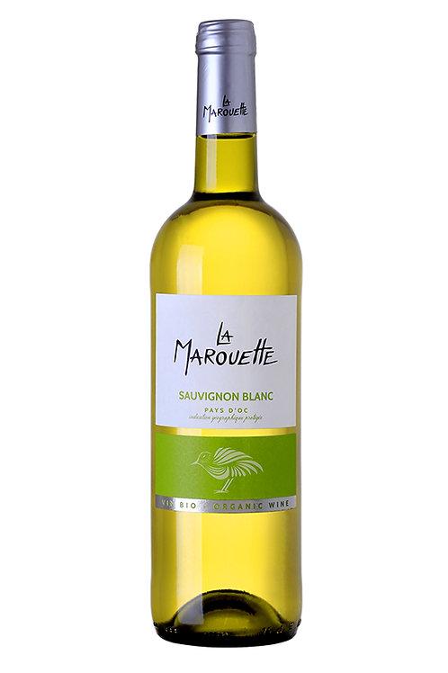 La Marouette, ORGANIC Sauvignon Blanc. France