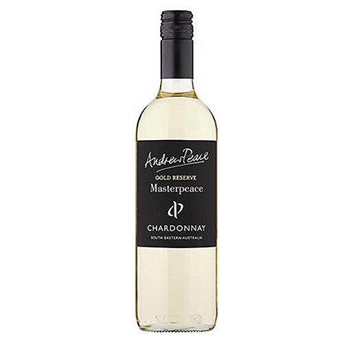 Andrew Peace, Masterpeace Chardonnay. Australia