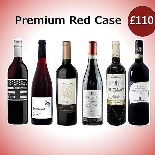 Premium Red Case