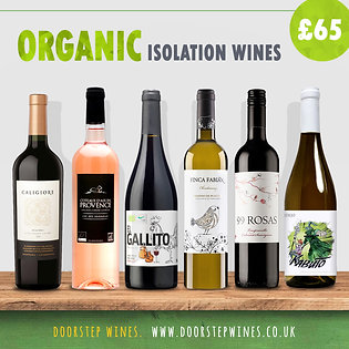 Organic Isolation Wines