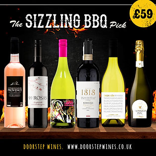 The Sizzling BBQ Pick