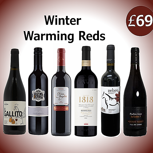Winter Warming Reds Case