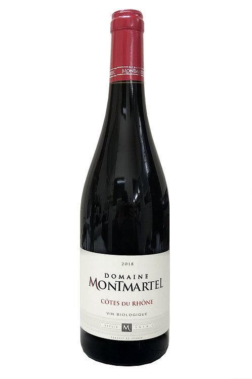 Montmartel, ORGANIC Cotes du Rhone.  France