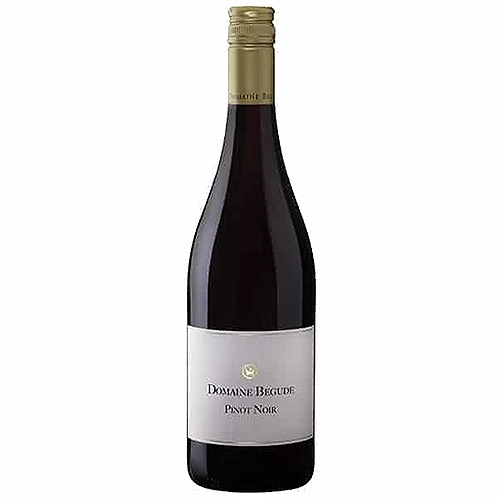 Domaine Begude, Organic Pinot Noir. France