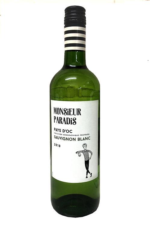 Monsieur Paradis, Sauvignon Blanc