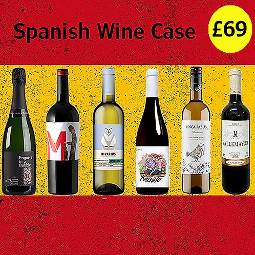 Spanish Wine Case