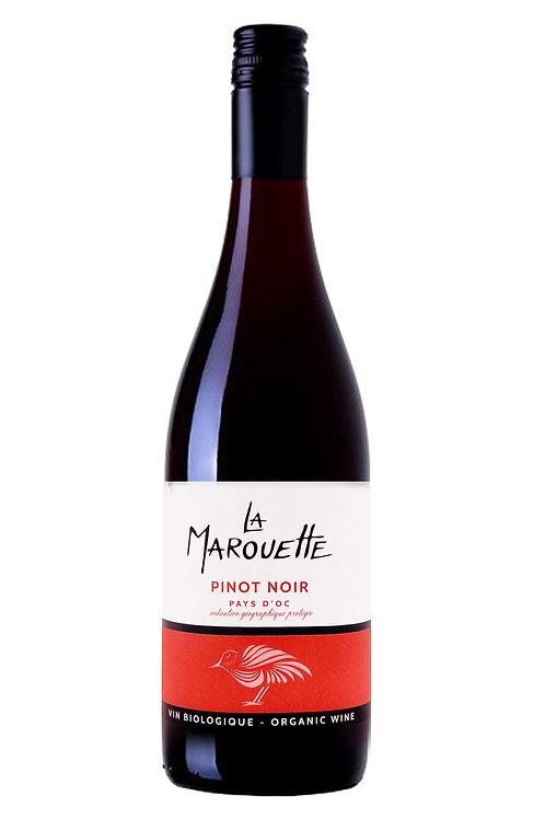 La Marouette, ORGANIC Pinot Noir. France