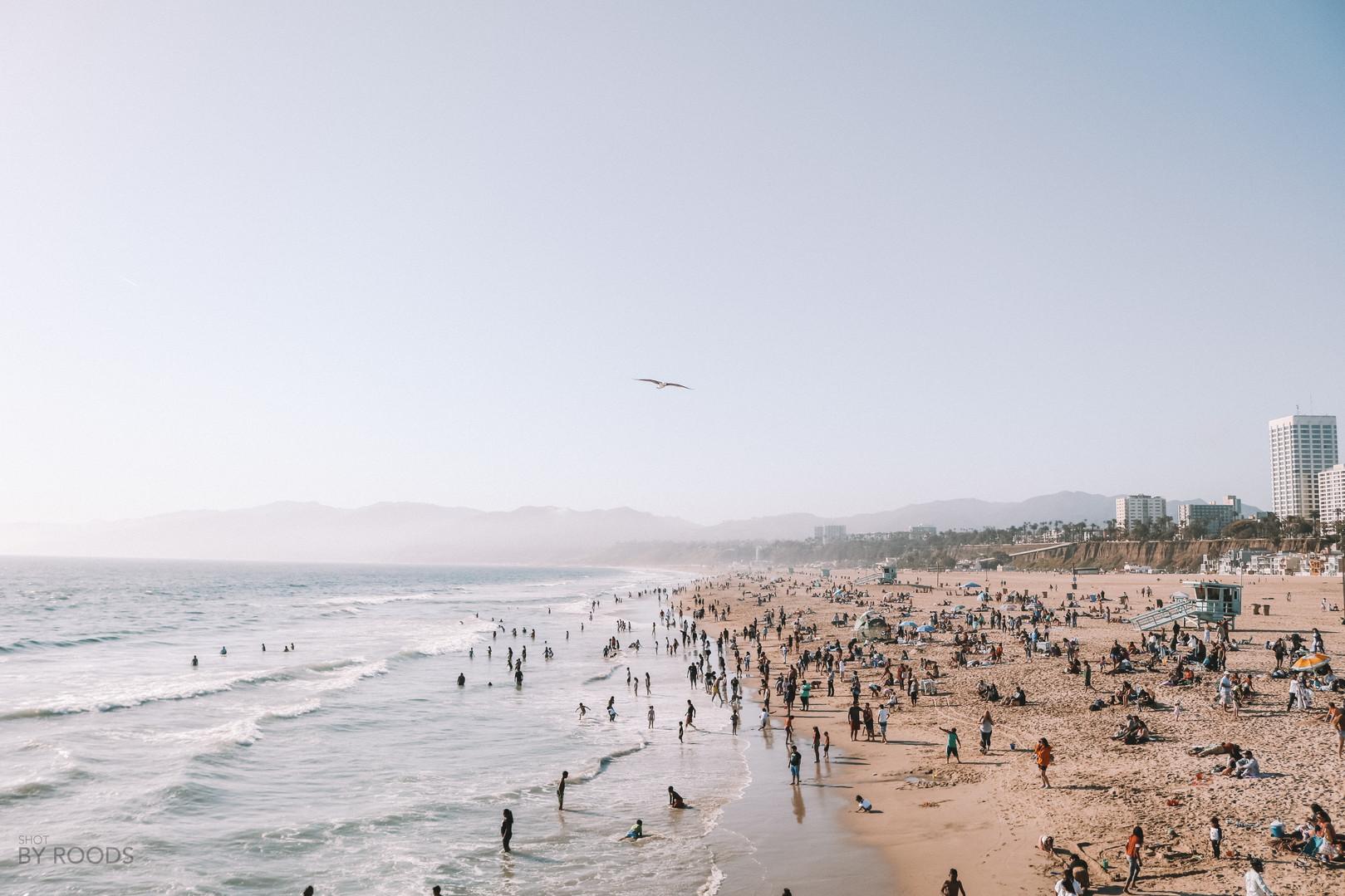 Santa Monica Beach 2.0